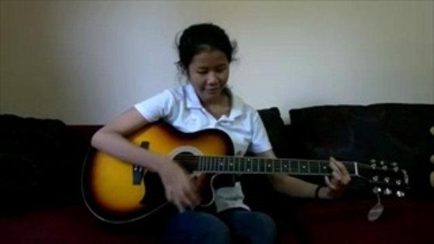 เพลงนักร้องบ้านนอก(กีต้าร์)