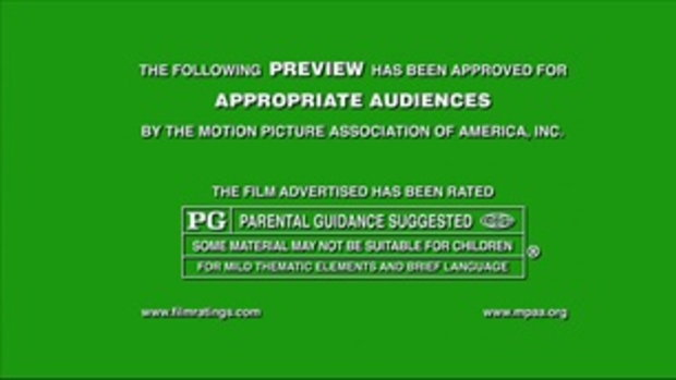 The Odd Life of Timothy Green - Trailer
