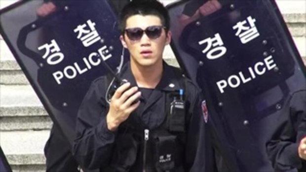 Police Style กังนัมสไตล์ ฉบับตำรวจ