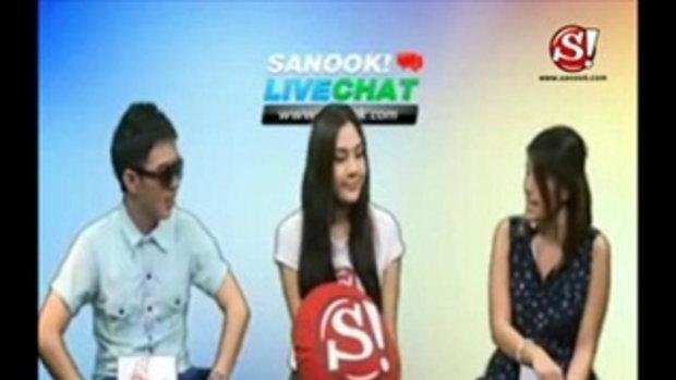 Sanook Live Chat - เบลล์ นันทิตา 2/4