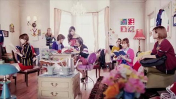 MV : Oh - GIRLS`GENERATION (Japan Ver.)