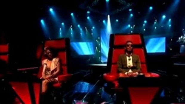 The Voice Thailand - สวย สโรชา - Fallin