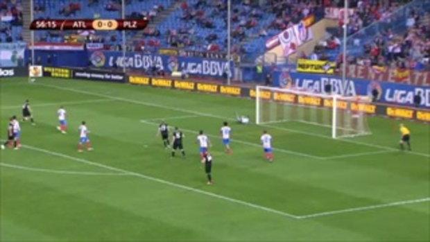แอตเลติโก มาดริด 1-0 วิคตอเรีย พัลเซ่น (ยูโรป้า)
