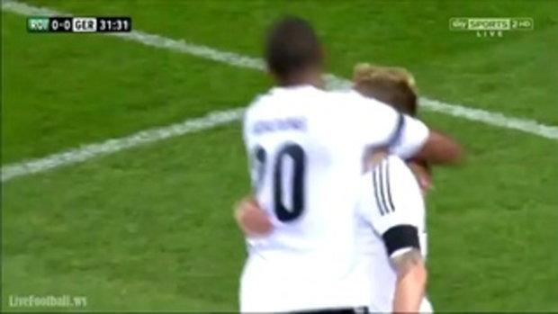 ไอร์แลนด์ 1-6 เยอรมัน (บอลโลกรอบคัดเลือก)