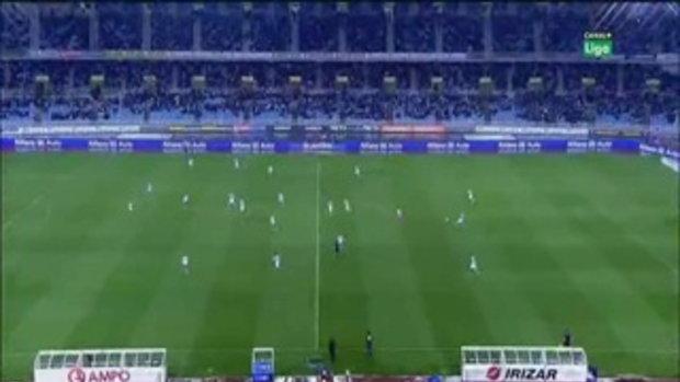 เรอัล โซเซียดาด 0-1 แอตเลติโก มาดริด
