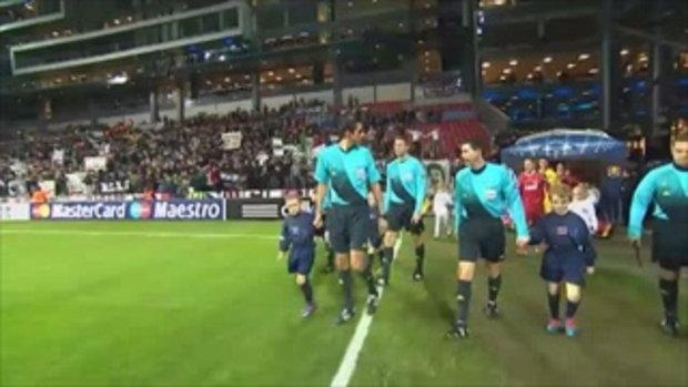 นอร์ดสเจลแลนด์ 1-1 ยูเวนตุส (UCL)