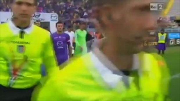 ฟิออเรนติน่า 2-0 ลาซิโอ