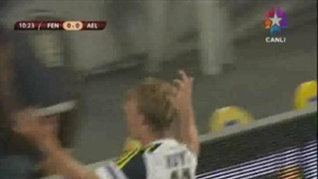 เฟเนร์บาห์เช่ 2-0 เออีแอล ลิมาสซอล (ยูโรป้า)