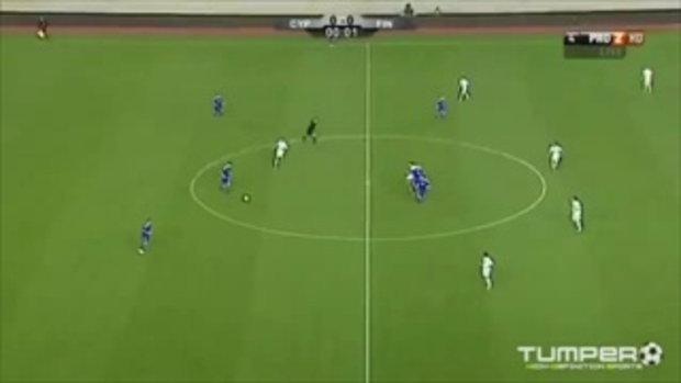 ไซปรัส 0-3 ฟินแลนด์ (กระชับมิตร)