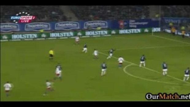 ฮัมบูร์ก 1-0 ไมนซ์ 05