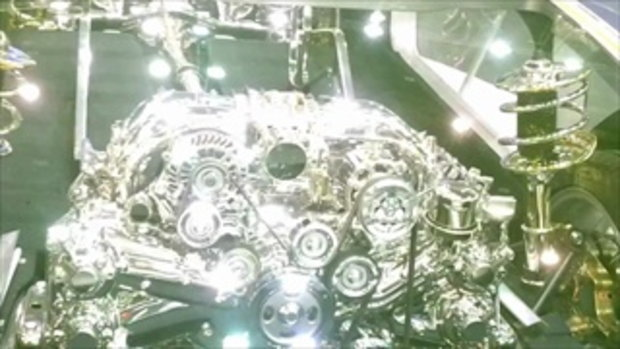 รถยนต์เปลือย subsru BRZ motor expo2012