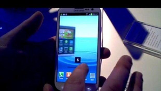 Review Samsung Galaxy S3