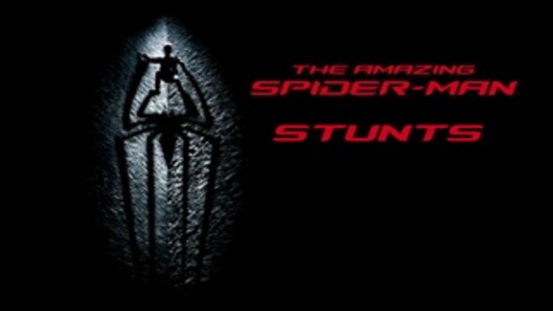 See The Amazing Spider-Man Stunts