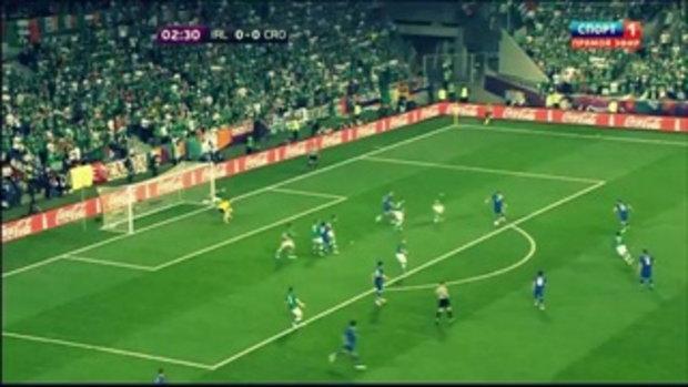 ไฮไลท์ Euro2012  โครเอเชีย 3-1 ไอร์แลนด์