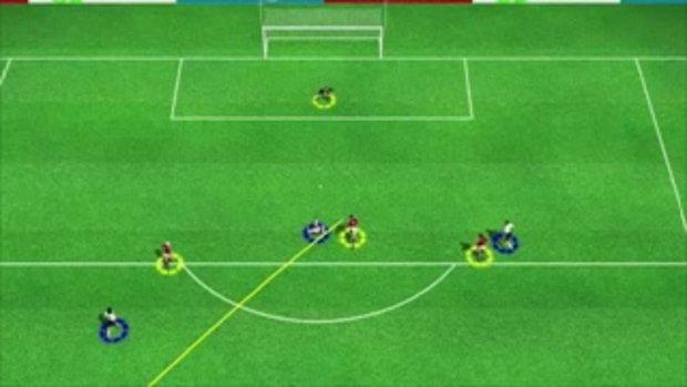 คลิปไฮไลท์ยูโร2012 3D  เยอรมัน นำ เดนมาร์ก 2-1