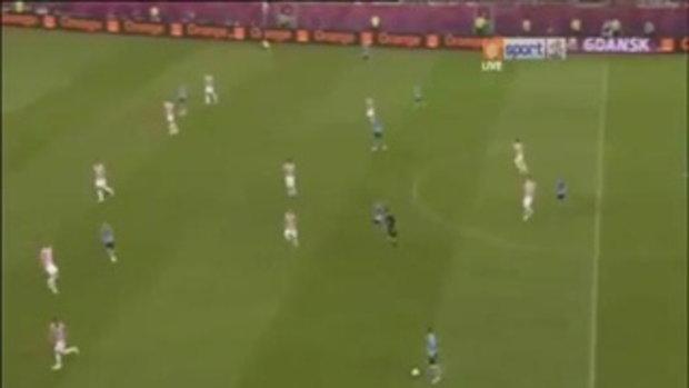 ไฮไลท์ โครเอเชีย 0-1 สเปน
