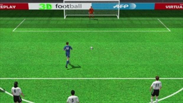 คลิปไฮไลท์ เยอรมัน vs กรีซ (4-2)