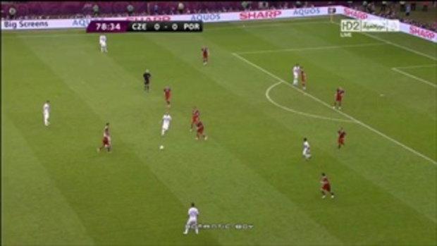 ไฮไลท์ โปรตุเกส 1-0 สาธารณรัฐเช็ก