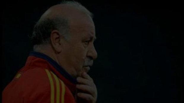 เส้นทางสู่แชมป์ยูโร 2012 ของทีมชาติสเปน