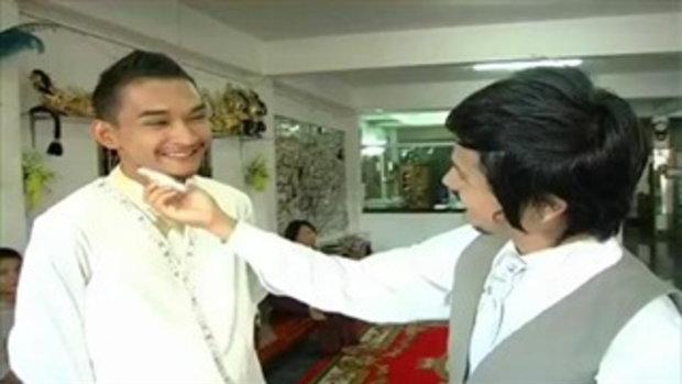 ชาวตรังฮือฮางานแต่งงาน 2 หนุ่มจัดยิ่งใหญ่