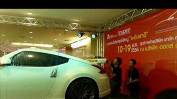 Thailand Motor Festival 2013 Car Wash-03