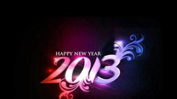 รวมเพลงแดนซ์ในผับ happy new year 2013 S.2