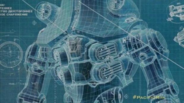 ขั้นเทพ!! เบื้องหลังงานสร้าง หุ่นยนต์ Jaeger