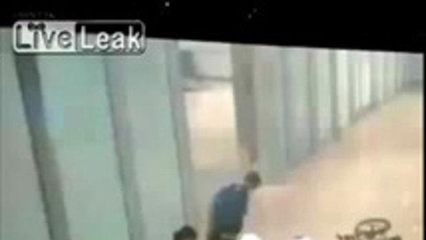 ชายพิการจีน วางระเบิดสนามบินปักกิ่ง
