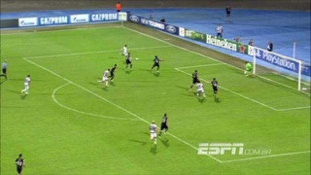 ไฮไลท์ Dinamo Zagreb 0-2 Austria Wien UCL