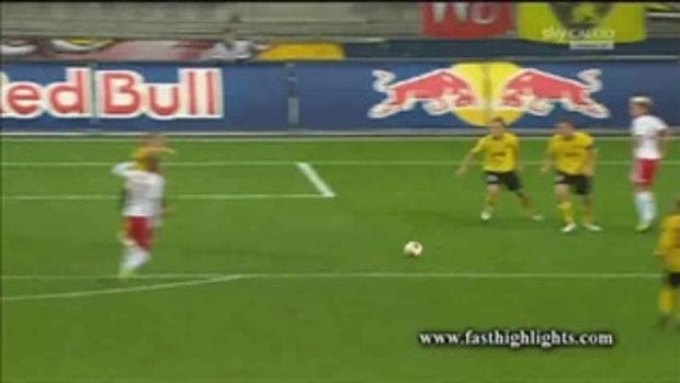 ไฮไลต์ฟุตบอล ซัลซ์บวร์ก 4-0 เอล์ฟส์บอร์ก (ยูโรป้า)