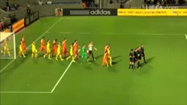 ไฮไลต์ฟุตบอล มัคคาบี้ เทล อาวีฟ 0-0 อาโปเอล นิโคเซีย (ยูโรป้า)