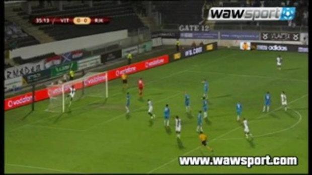 ไฮไลต์ฟุตบอล  วิคตอเรีย กิมาเรส 4-0 ริเยก้า (ยูโรป้า)