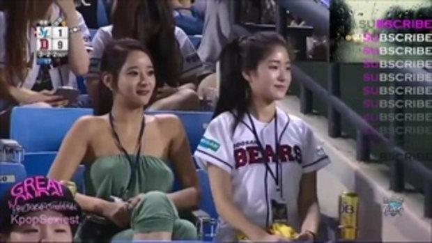 สาวสวย โนบรา มาดูเบสบอล โอ้โห้! 18+