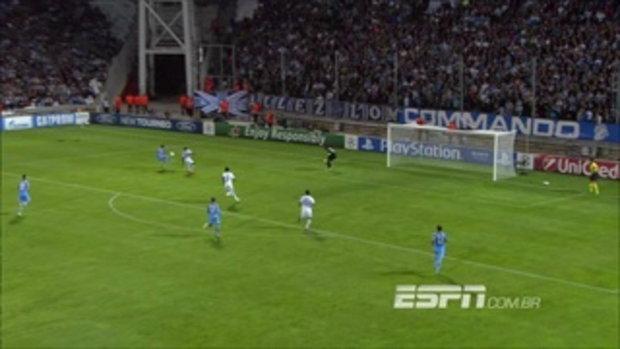 ไฮไลท์ฟุตบอล มาร์กเซย 1-2 นาโปลี  UCL