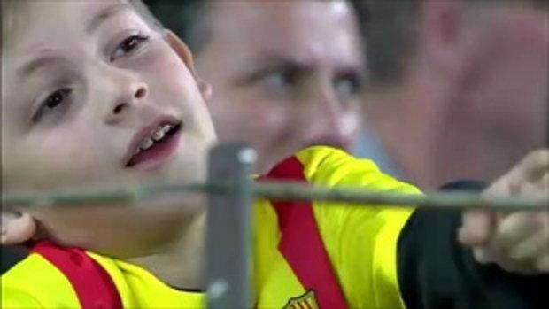 ไฮไลท์ฟุตบอล บาร์เซโลน่า 1-0 เอสปันญ่อล