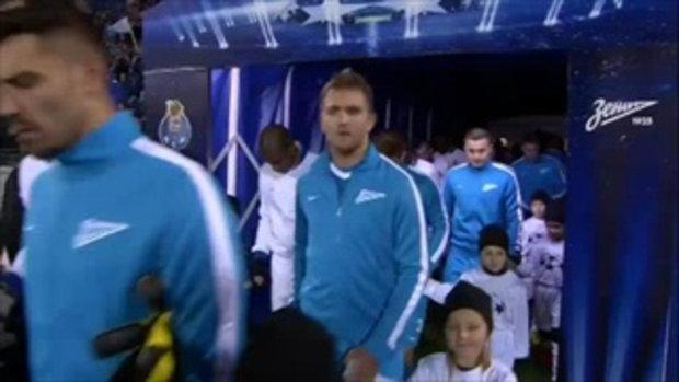 ไฮไลท์ฟุตบอล เซนิต เซนต์ ปีเตอร์สเบิร์ก 1-1 เอฟซี ปอร์โต้ (UCL)
