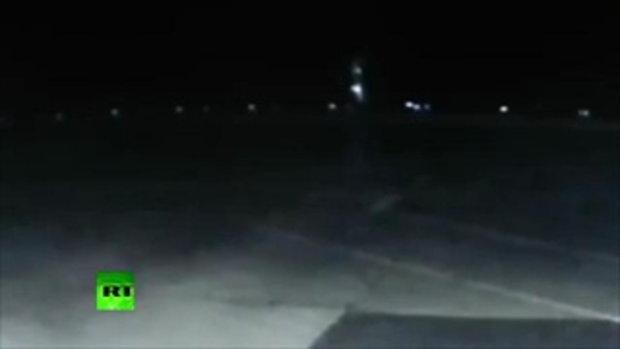 เผย คลิปเครื่องบินมรณะตกในรัสเซีย ตายยกลำ 50 ศพ