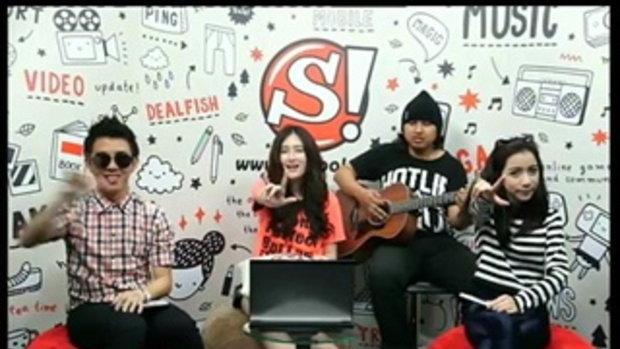 Sanook live chat - พริม เพชรรัตน์ 3/5