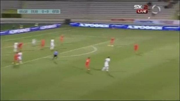 รัสเซีย 1-1 เซอร์เบีย (กระชับมิตร)