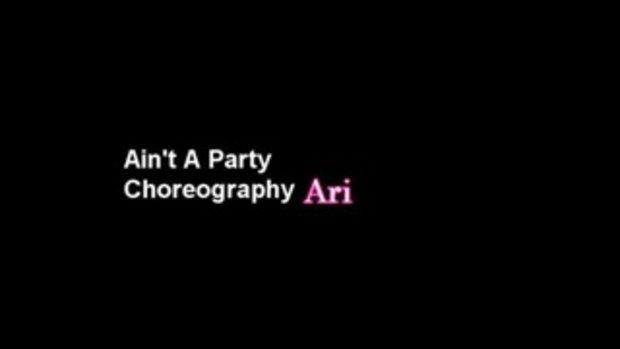 สาวเกาหลีเต้น เพลง Aint a Party โคตร เซ็กซี่