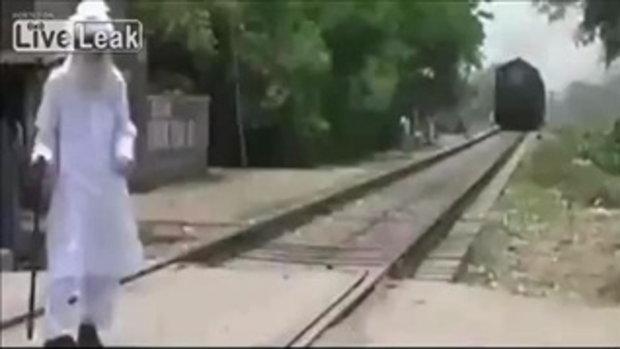 โอมม รถไฟจงหยุดๆ หยุดสิ บอกให้หยุด