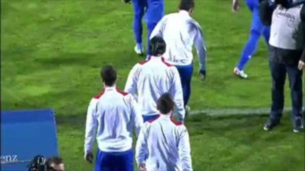 เคตาเฟ่ 0-0 แอตเลติโก มาดริด (โคปา เดล เรย์)
