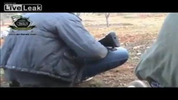 ซีเรียวงแตก! หวิดตายนั่งอยู่ดีๆ ระเบิดลงซะงั้น