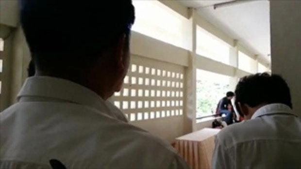 หนุ่มไทย จับสาวเป็นตัวประกัน1