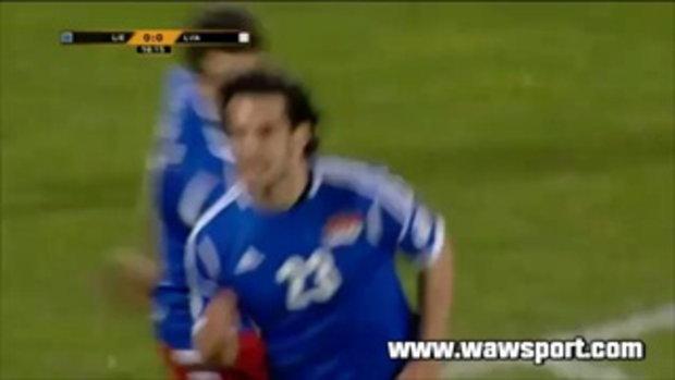 ลิคเตนสไตน์ 1-1 ลัตเวีย (บอลโลกรอบคัดเลือก)