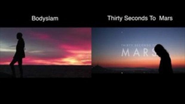 MV เพลงใหม่ Bodyslam คล้ายวงร็อคชื่อดังสหรัฐฯ