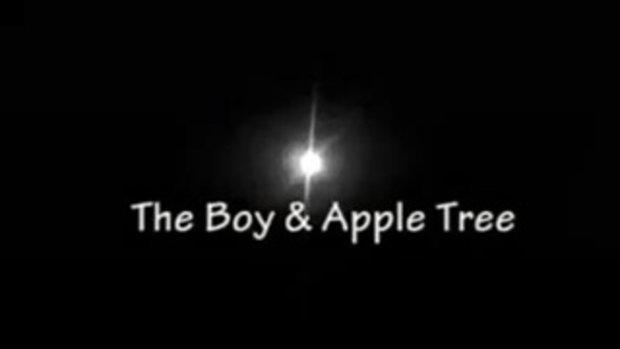 ตอนเด็กๆ ใครเคยฟังเรื่อง ต้นแอปเปิ้ล กับเด็กน้อยบ้าง