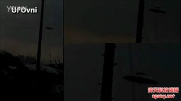 จริงหรือมั่ว! คลิปถ่ายติด UFO จากทั่วโลก