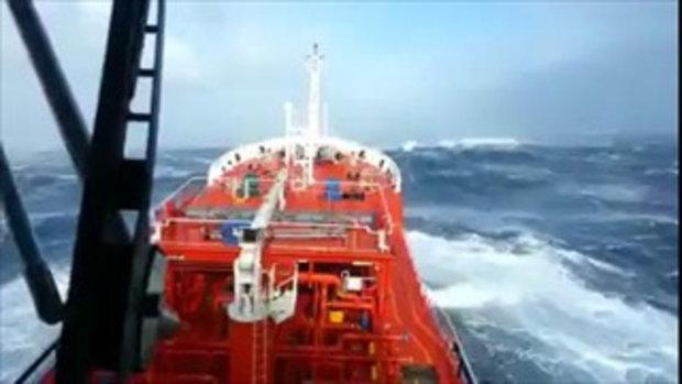 มหาสมุทรอินเดียที่ MH370 ตก!