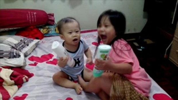 เด็กแหกปาก